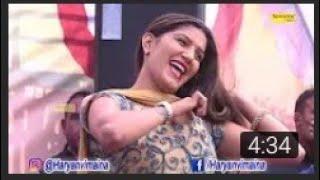 Sapna Chaudhary Fast Time In Vikasnagar Dehradun (By GEET MP3D)