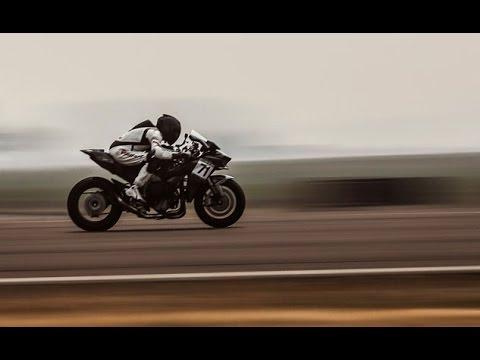 Kawasaki H2R 200-mph Review