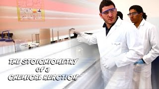 Lab Experiment #7: The Stoichiometry of a Chemical Reaction