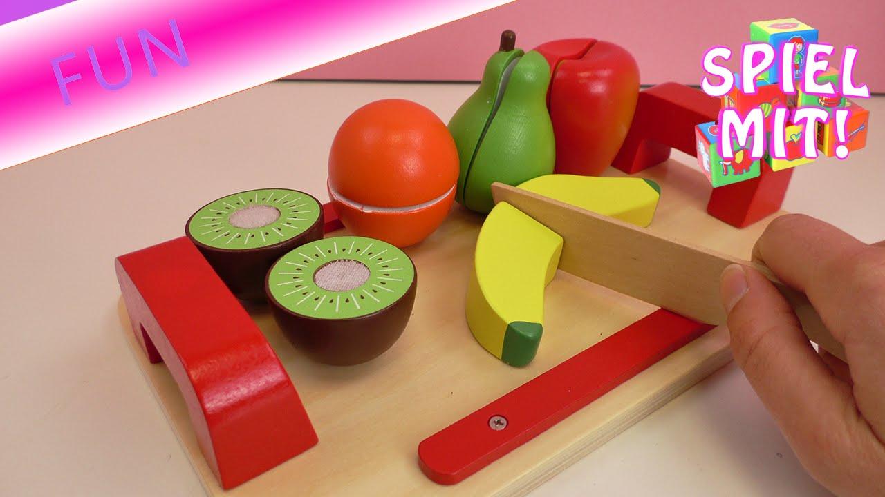 holzspielzeug obst von eichhorn erste schritte mit. Black Bedroom Furniture Sets. Home Design Ideas