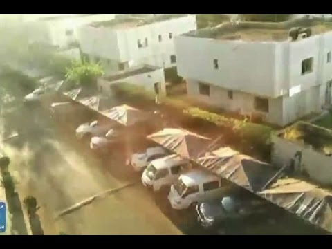20 Indians inside the luxury hotel which is under seize of gunmen in Mali's capital Bamako