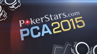 PCA 2015 - Poker Event - Main Event Episode 5 | PokerStars