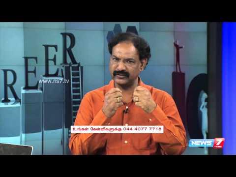 Kalviyum Velai Vaippum: Abroad job opportunities for MBA graduates 4/4   News7 Tamil