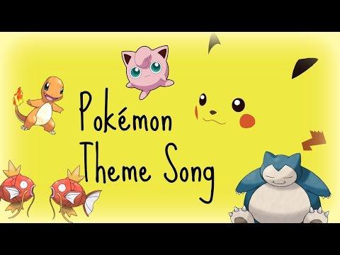Pokemon Theme Song- Gotta Catch Em' All (Lyrics)