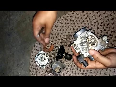 CV Carburetor cleaning disassembly checks