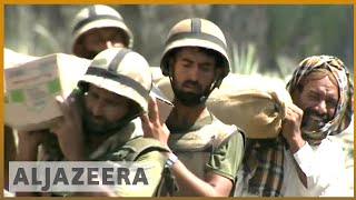 Pakistan attacks threaten quake aid efforts