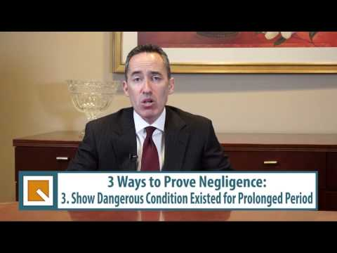 How Do I Prove My Injury Case After A Slip And Fall Accident? -- NY Attorney Dallin Fuchs explains
