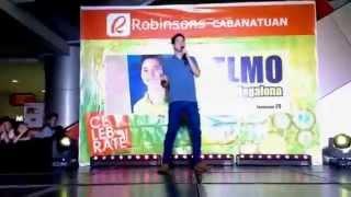Harana - Elmo Magalona @ Robinsons Cabanatuan