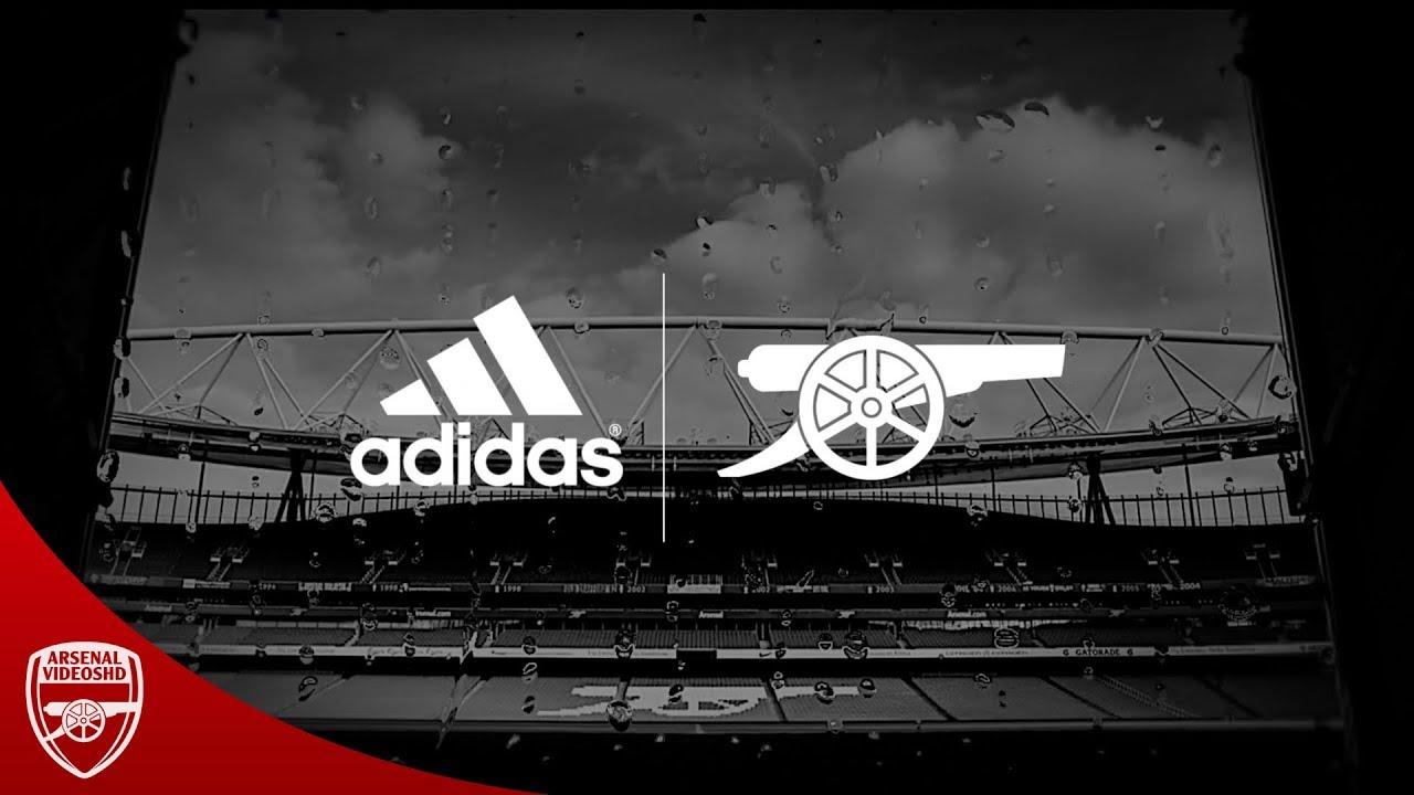 07b7fc571d9 Arsenal x Adidas 2019 - OFFICIAL