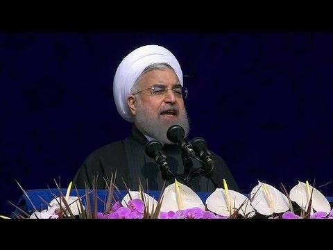 روحانی: ایران در برابر تهدید ایستادگی خواهد کرد