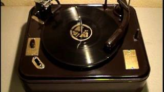 Garrard RC80 - Benny Goodman & His Orchestra - Sent For You Yesterday (And Here You Are Today)
