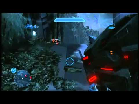 Halo 4 Spartan Ops looping