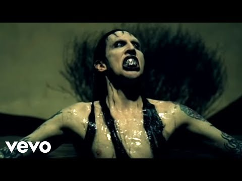 Marilyn Manson - Disposable Teens (Official Music Video)