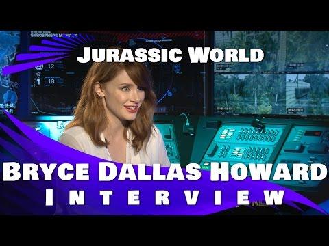 Bryce Dallas Howard Interview: Jurassic World