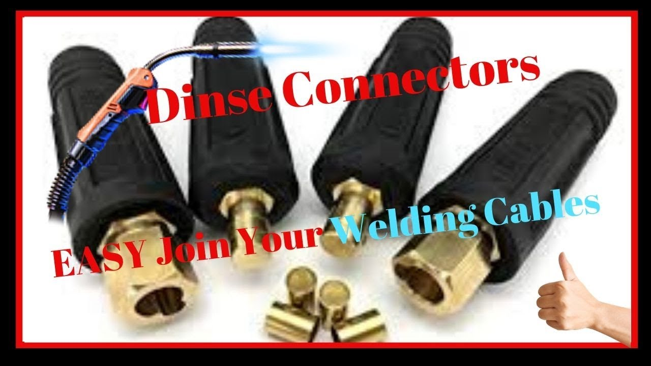 And connectors leads welding Welding Cable