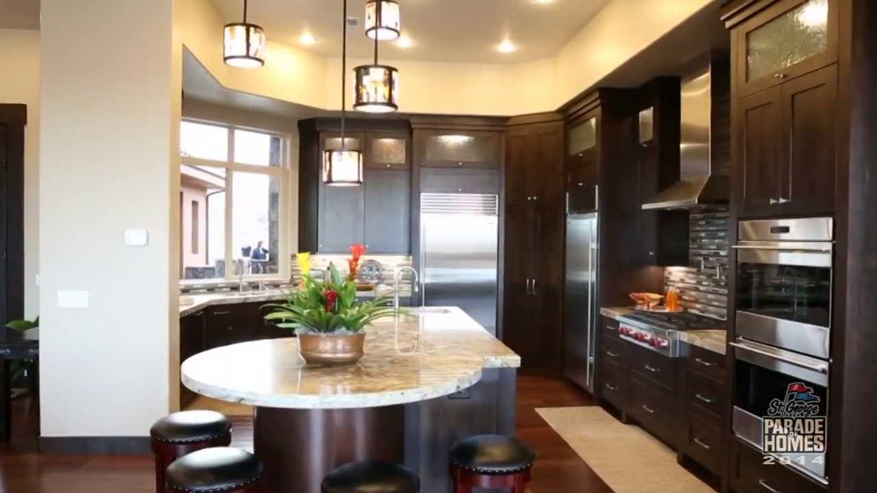 Parade of homes st george utah 2014 desert sky homes for Utah homebuilders