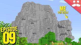 Hermitcraft 8: Episode 9 - THE MOUNTAIN