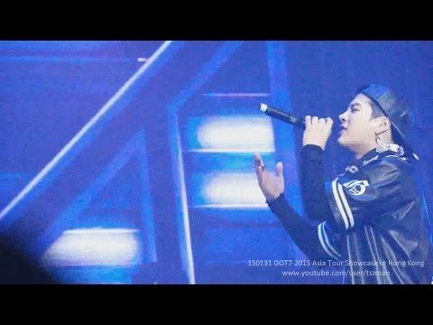 150131 GOT7 2015 Asia Tour Showcase in Hong Kong - Girls Girls Girls