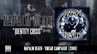 NAPALM DEATH - Smear Campaign (FULL ALBUM STREAM)