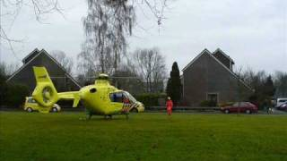 Traumahelikopter Ph Ems Weesp Aetsveld 20090221
