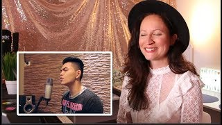 Vocal Coach REACTS to DARYL ONG-RUDE- MAGIC