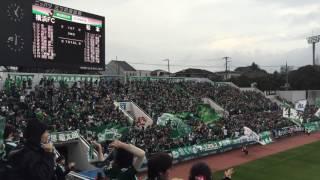 2016年3月6日 横浜FC vs 松本山雅FC 1点目直後の「see off」 これでアウ...