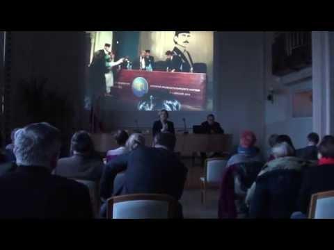 """Spotkanie z A.Fotygą - """"Cena za Majdan.Krym a bezpieczeństwo Regionu(15.03.14)"""