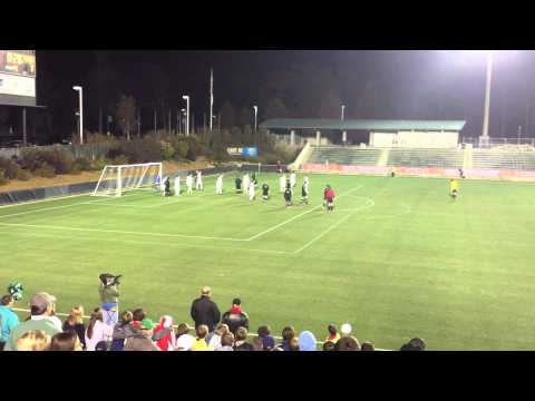 Goal or No Goal- Green Hope HS in NC State Soccer Final