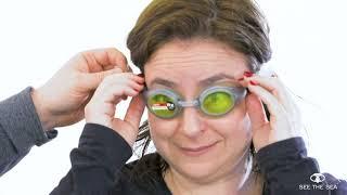 Prescription Swim Goggles from See the Sea RX