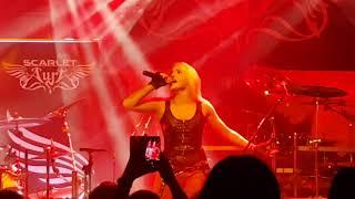 Video Scarlet Aura - Zombie (Live HD) @ Stockholm - 2018 download MP3, 3GP, MP4, WEBM, AVI, FLV Maret 2018