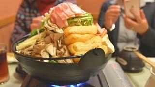 Chanko-nabe 穴場の春の山はちゃんこ鍋で満腹:Gourmet Report グルメレポート