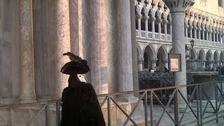 Haunted Venice -- How to find GHOSTS in gondolas & churches! Part ONE