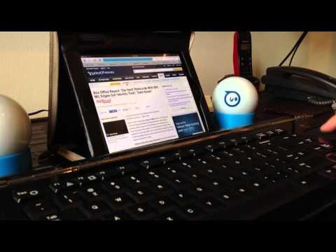 Bluetooth Keyboard and Mouse works on iPad Mini