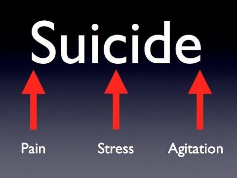 SUICIDE (DON'T):  A PERMANENT SOLUTION TO A SHORT-TERM PROBLEM