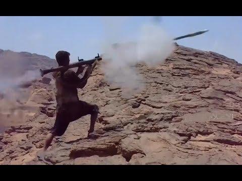 Houthis raid Saudi positions in Najran | March 20th 2018 | Saudi Arabia
