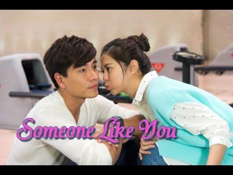 Someone Like You❤️ on GMA7 Theme Song Pag ibig Nga Naman Kilos MV with lyrics