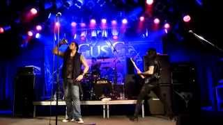 Gus G with Jeff Scott Soto - Crazy train (live 2015)