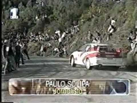 Rally Casino da Póvoa 1999