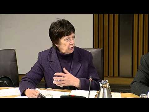 European and External Relations Committee - Scottish Parliament: 13th December 2012