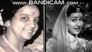 Kadhal Parisu  (Samrat )1955 --  Nila Vanile Jalamai (Aud)