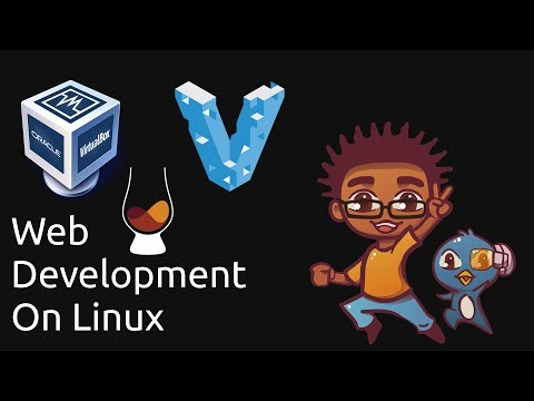 Setup a Virtual Web Development Environment on Linux