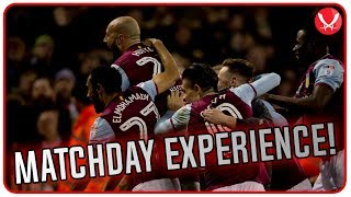 MATCHDAY EXPERIENCE | SHEFFIELD UNITED 0-1 ASTON VILLA | 'THIS WAS A REAL TEST'