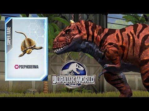✔️TIẾN HÓA RAJASAURUS ĐỎ LV 30 VÀ NHẬN RÙA BIỂN | Jurassic World Khủng Long Game Android, Ios jura