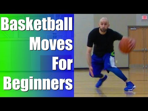 Basketball Moves For Beginners! Top 9 Best Basic Dribble Moves To Break Ankles