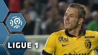 But Nolan ROUX (44') / FC Metz - LOSC Lille (1-4) -  (FCM - LOSC) / 2014-15