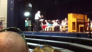 Randy's concert song