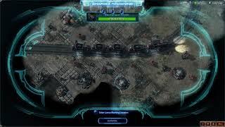 [스타크래프트2][커스텀 캠페인] 프로토스의 날개 12. 대열차 강도