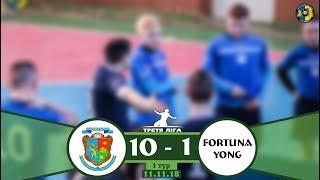 Географ-ЛНУ - Fortuna Yong [Огляд матчу] (Третя ліга. 1 тур)