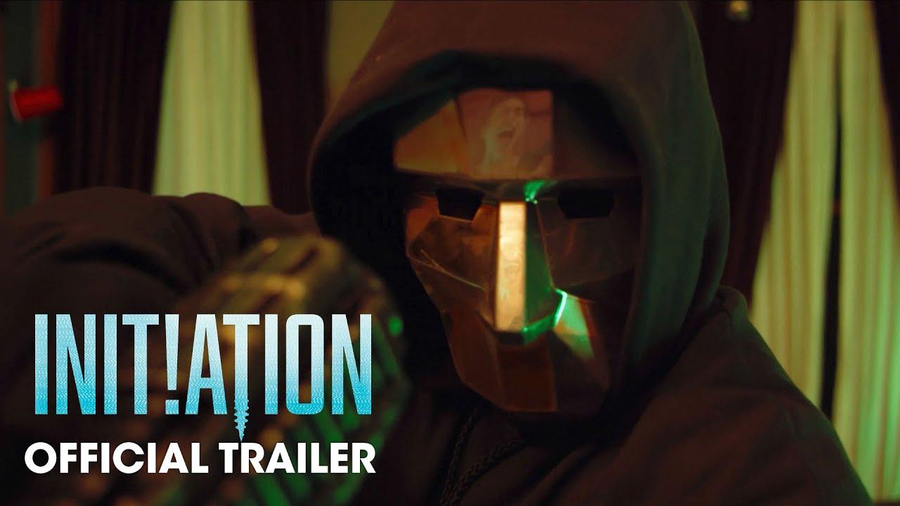 Initiation (2020 Movie) Official Trailer - Jon Huertas, Isabella Gomez