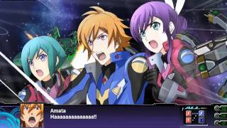 Super Robot Wars Z3: Tengoku Hen - Aquarion EVOL All Attacks (English Subs) アクエリオンEVOL 検索動画 47